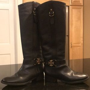 Tory Burch Elian riding boot